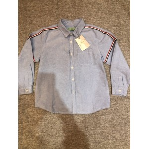 cdudpw Men's Slim-fit Long-Sleeve  Shirt