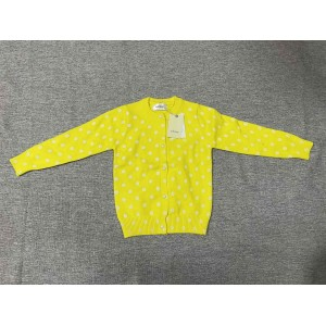 Aohooy Children's Round Neck Long Sleeve Knit Swea...